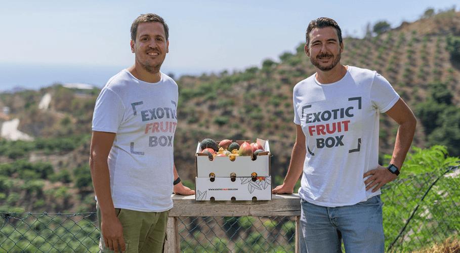 Fundadores Exotic Fruit Box