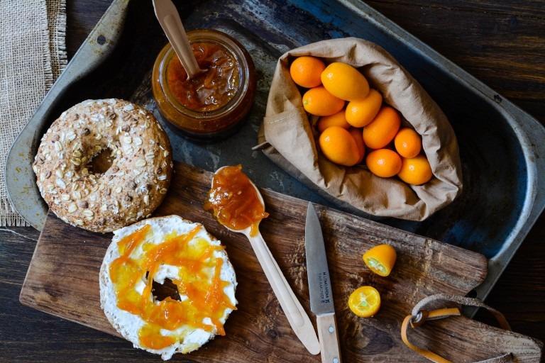 Mermelada kumquat Exotic Fruit Box