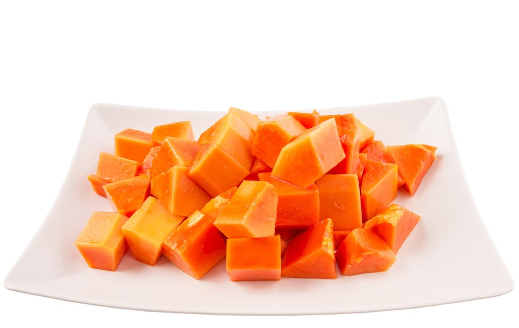 Papaya fresca