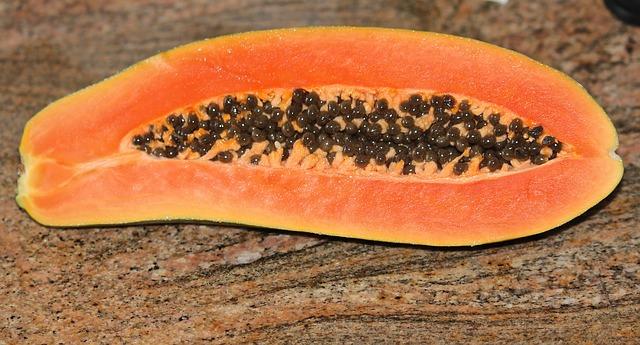 La papaya, la mejor fruta para ponerte en forma