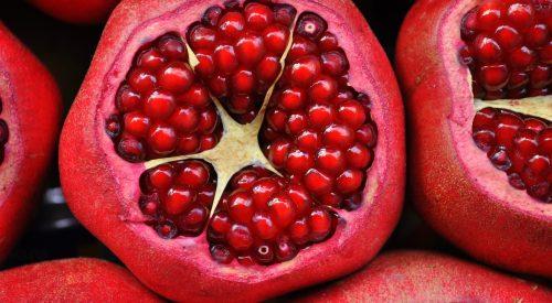 granada fertilidad amor abundancia